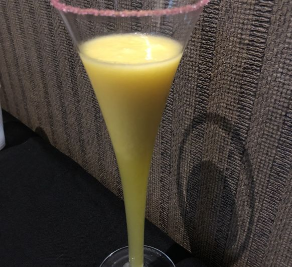 SUNRISE MARGARITA (SIN ALCOHOL)