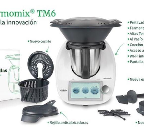 LANZAMIENTO NUEVO Thermomix® TM6