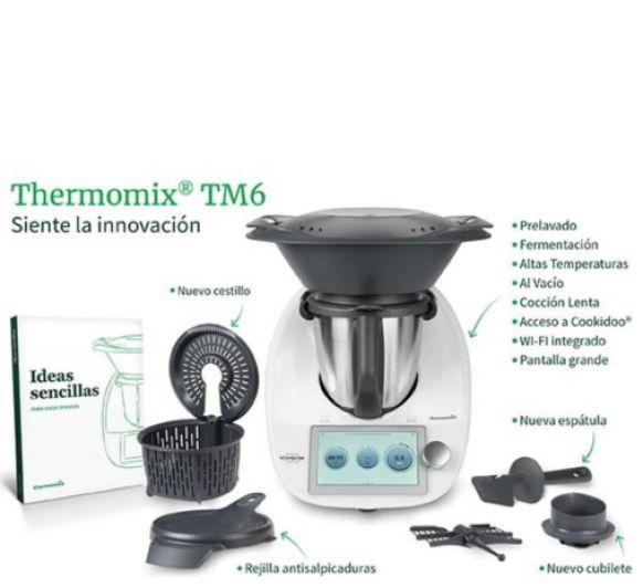 ¿¿ Thermomix® sin pagar??