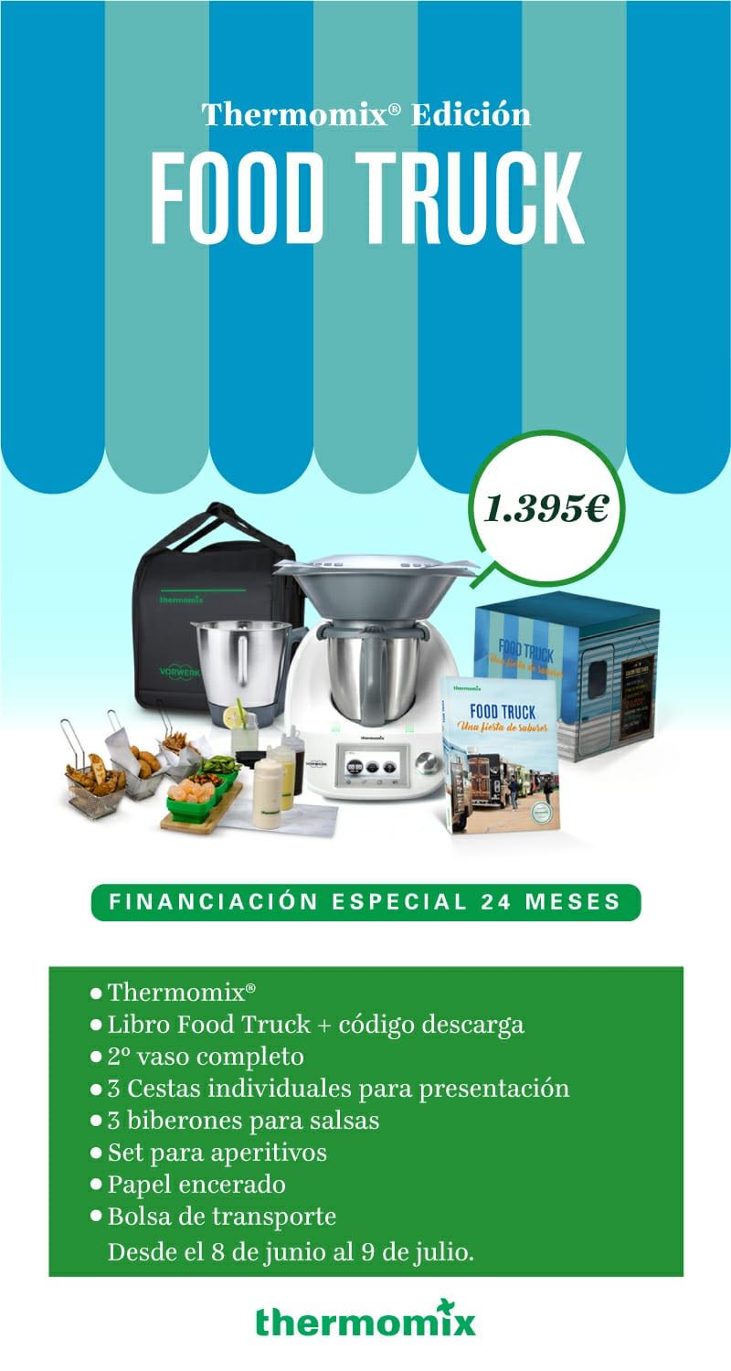 food truck thermomix libro pdf