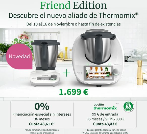 Llega Thermomix® friend