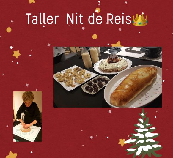 TALLER NIT DE REIS