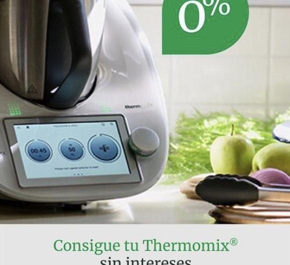 PROMOCIÓ Thermomix® TM-6 AL 0% PUIGCERDÀ I CERDANYA