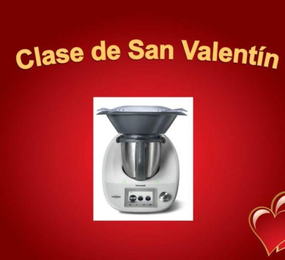 Clase San Valentín