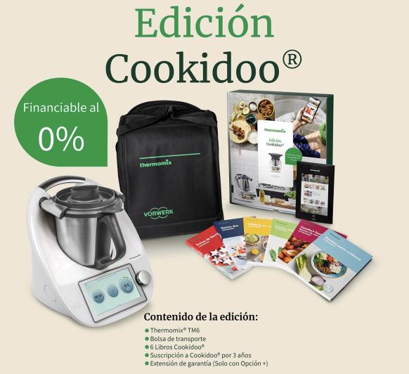 Thermomix® Tm6 Edición cookidoo - Andorra - La Seu d'Urgell - Puigcerdà