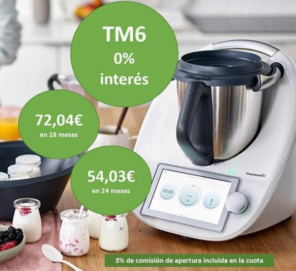 Thermomix® TM6 0% INTERÈS