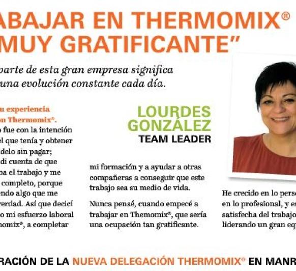 Inaguració espai Thermomix® a Manresa