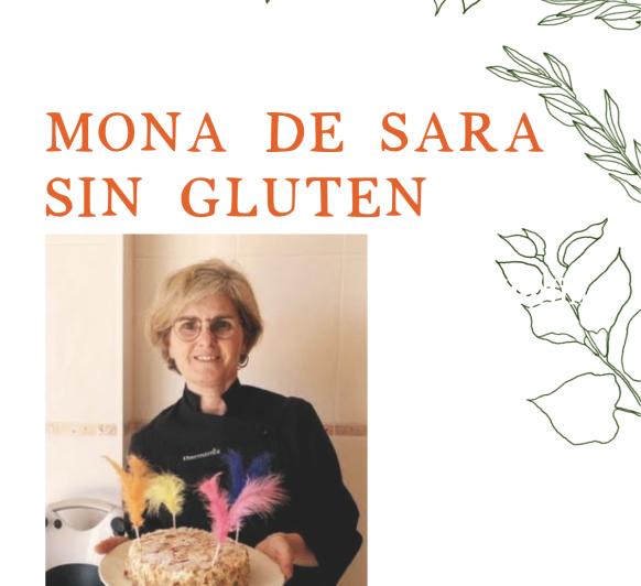MONA DE SARA SIN GLUTEN