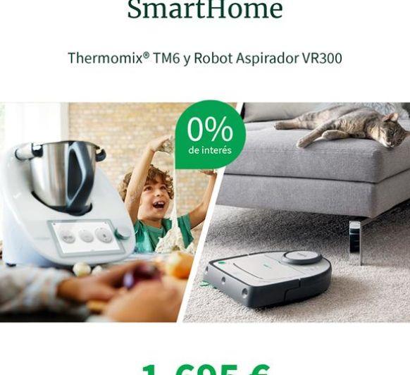 EDICIÓ SMART HOME DE Thermomix® PUIGCERDÀ