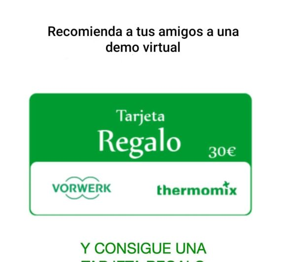 REGALO DE 30€