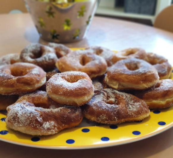 Donuts - Cookidoo Rosquillas americanas