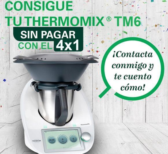 Consigue tu Thermomix® sin pagar - Andorra