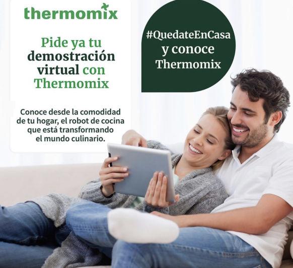 PRESENTACIÓN VIRTUAL DE Thermomix® TM6