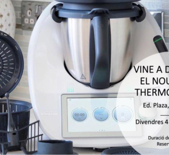 VINE A DESCOBRIR EL NOU MODEL Thermomix® TM6