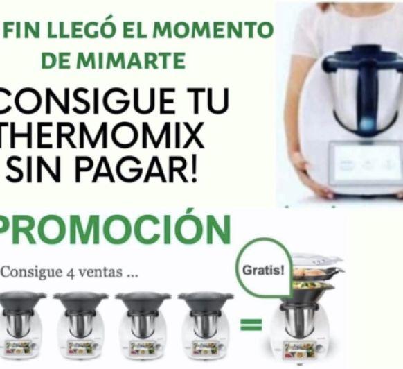 ACONSEGUEIX EL TEU Thermomix® ️ A COST 0€ - BAGES, BERGUEDÀ, SOLSONÈS...