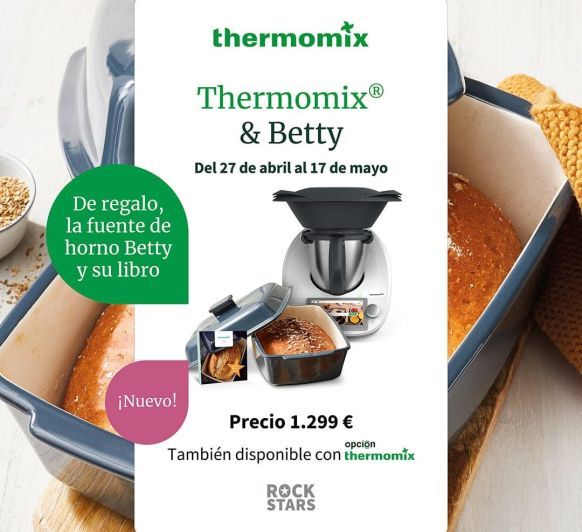 Thermomix® ️ I BETTY