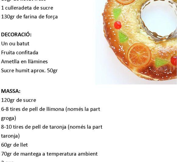 TORTELL DE REIS